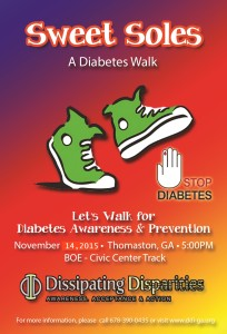 Sweet Soles Diabetes Walk 2015-3